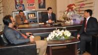 Semt Pazarcıları Odasından İl Başkanlığına Ziyaret