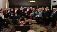Cumhuriyet Halk Partisi Antalya İl Yönetim Kurulu olarak Genel Merkezimizi ziyaret ettik.