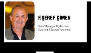 F.ŞEREF ÇİMEN