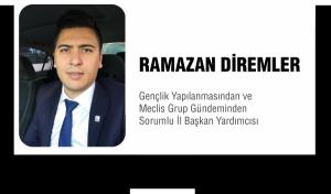 RAMAZAN DİREMLER